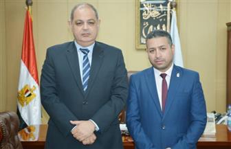 """محافظ الغربية: الاتفاق مع صندوق """"تحيا مصر"""" على دعم برامج الرعاية الصحية والاجتماعية   صور"""