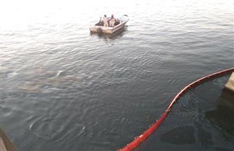 قطع المياه بشكل مفاجئ بالأقصر بعد ظهور بقعة سولار بنهر النيل | صور