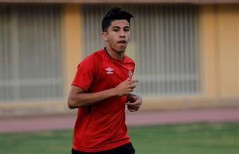 تدريبات تأهيلية للاعب الأهلي قبل مواجهة اطلع برة