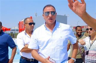 الخطيب يحضر مران الأهلى.. ويعقد جلسة خاصة مع عبدالحفيظ وإكرامي وعاشور