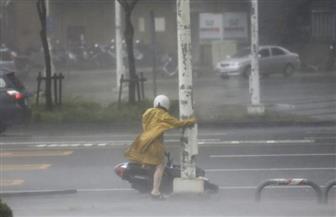 """الإعصار """"ليكيما"""" يضرب جزر اليابان وتايوان"""