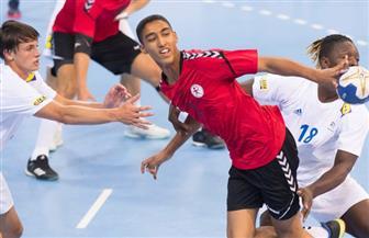 مصر تتقدم على تايوان 18 / 15 في الشوط الأول لمونديال الناشئين لكرة اليد