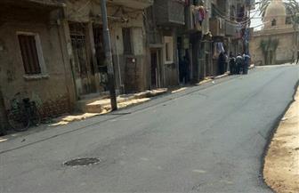 محافظ الغربية: الانتهاء من رصف 20 شارعا فرعيا.. و20 آخر سيتم رصفها بعد العيد في طنطا  صور