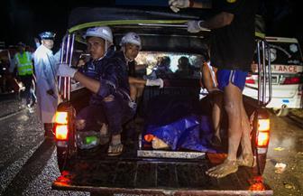 مقتل 10 على الأقل وفقد العشرات في انهيار أرضي بجنوب ميانمار
