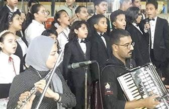 كورال بورسعيد يحتفل بالعام الهجري الجديد | صور