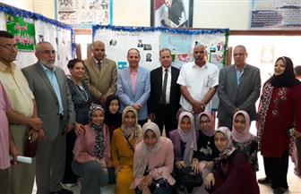 افتتاح معرض لتنمية القدرات الصحفية على مستوى الجمهورية بالفيوم | صور