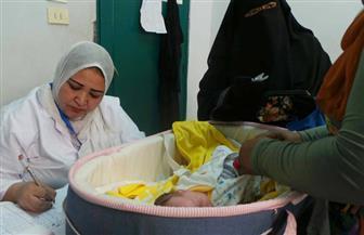 انطلاق مبادرة الكشف السمعي على الأطفال حديثي الولادة في 63 مركزا بأسوان | صور