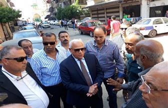 محافظ بورسعيد: إنشاء محطة جديدة للصرف الصحي بمنطقة شباب المدينة بحي الزهور