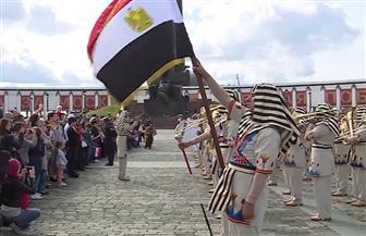 قبل انتهاء التصويت بساعات.. الموسيقات العسكرية المصرية تتصدر التصويت في مهرجان موسكو