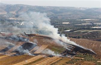 """أجواء حرب 2006 تعود من جديد.. وإسرائيل تقصف قرية """"مارون الراس"""" اللبنانية"""