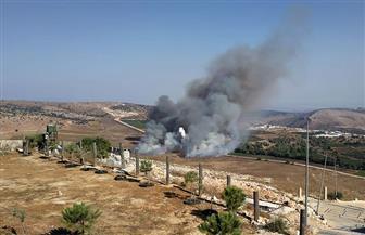 """الجيش اللبناني: إسرائيل أطلقت أكثر من """"40 قذيفة صاروخية"""" على جنوب البلاد"""