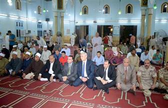 أوقاف الأقصر تحتفل بالعام الهجري الجديد في مسجد السيد يوسف بالكرنك| فيديو وصور