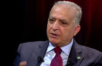 وزير الخارجية العراقي يلتقي عددا من النخب المصرية والعربية في القاهرة
