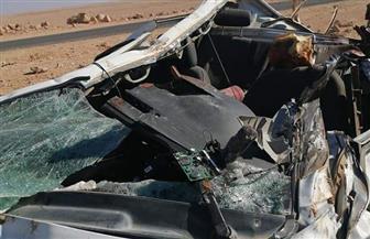التفاصيل الكاملة لحادث اصطدام سيارة نقل بحفار في حقل كهرمان للبترول| صور