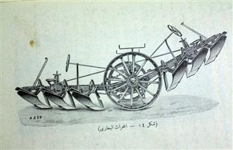 شاهد الجرار البخاري وأدوات الزراعة في مصر وأوروبا منذ 90 عاما | صور نادرة