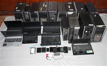 الداخلية: إجهاض مخططات تخريبية لـ 3 شبكات سرية للجماعة الإرهابية.. وضبط 16 عنصرا| صور وفيديو