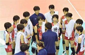 اليابان تهزم تايلاند 3/ صفر وتتأهل لربع نهائي بطولة العالم لناشئات الكرة الطائرة