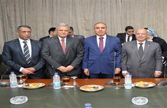 """""""الأهرام"""" توقع عقدا مع """"مياه شرب القاهرة الكبرى"""" لتنفيذ المرحلة الأولى من مشروع """"التحول الرقمي""""  صور"""