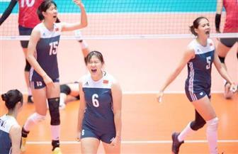 ناشئات الصين يصعدن لربع نهائي بطولة العالم للكرة الطائرة على حساب كوريا الجنوبية
