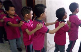 مدارس القاهرة تستقبل تلاميذ رياض الأطفال وسط استعدادات مكثفة| صور