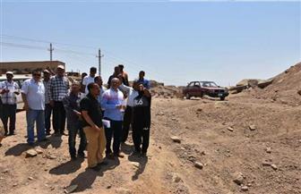لجنة فنية تتفقد 26 محجرا للجرانيت بأسوان