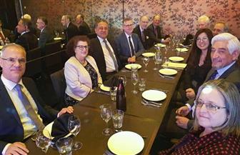 الخارجية الأسترالية تقيم حفل توديع للسفير المصري في كانبرا   صور