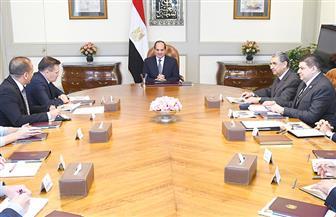 الرئيس السيسي يؤكد تطلع مصر لإنشاء محطة نووية بالضبعة وفقا لأعلى معايير السلامة