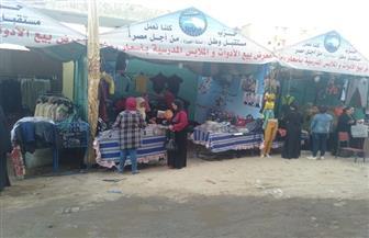 مستقبل وطن: افتتاح معرض لبيع الأدوات المدرسية بأسعار مخفضة للمواطنين بالعياط| صور