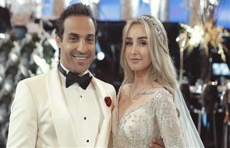 """""""كان حلما"""".. أول ظهور لـ""""هنا الزاهد"""" بعد زفافها على أحمد فهمي"""