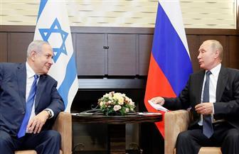 بوتين يقبل دعوة نتنياهو لزيارة إسرائيل مطلع العام المقبل