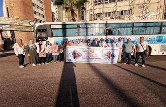 جامعة مطروح: انتهاء فعاليات القافلة التنموية الثانية بمدينتي سيدي براني وسيوة