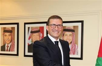 السفارة المصرية في الأردن تحتفل بمنتخب الناشئين للكرة الطائرة