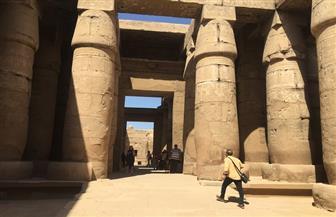السفارة الأمريكية بالقاهرة: الولايات المتحدة تدعم الحفاظ على الآثار التاريخية في صعيد مصر  صور