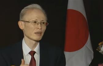 سفير اليابان: طوكيو تعمل على تنمية القناطر والجسور على طول مجرى نهر النيل| فيديو