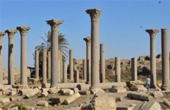 """وفد """"المرشدين السياحيين بالإسكندرية"""" يزور معالم المنيا الأثرية"""