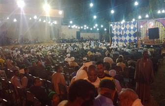اختتام احتفالية مولد الشيخ أمين القفطي بالأقصر |صور