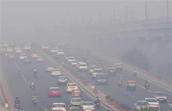 بسبب تصنيفها من أعلى دول العالم تلوثا.. الهند تقلص حركة السيارت التي تعمل بالوقود |فيديو