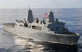 سفينة حربية أمريكية عبرت أمام أرخبيل متنازع عليه في بحر الصين