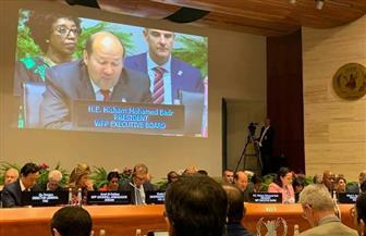 مصر تترأس الاجتماع المشترك السنوي للمجالس التنفيذية لمنظمات روما |صور