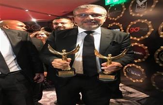 عمرو الليثي يحصد 3 جوائز بمهرجان الفضائيات العربية