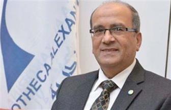 """رئيس """"مياه الإسكندرية"""": تركيب 25330 عدادا مسبق الدفع و89450 ألف قطعة موفرة للمياه"""