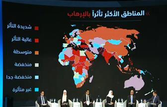 دلال محمود: 100 جماعة إرهابية في 44 دولة و26 % من عناصرها موجودة بالشرق الأوسط