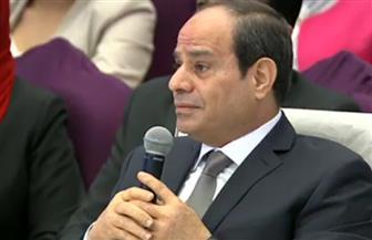 الرئيس السيسي: الإرهاب مثل السرطان.. ولا يمكن أن ينجح وينمو إلا إذا كانت هناك دول تتبناه