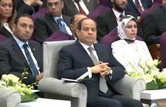 الرئيس السيسي: لدينا جيش وطني هو الأقوى في المنطقة.. ولا يستطيع أحد الاعتداء على مصر