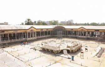 بعد بدء ترميم قصر محمد علي باشا بشبرا..  تعرف على قصة القطن وشجرة قرنية الدم | صور