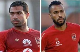 """""""كبار"""" الأهلي يطالبون زملاءهم بتحقيق نتيجة إيجابية في مباراة اليوم"""