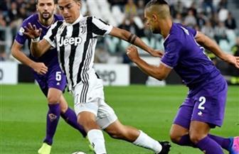 يوفنتوس ينتزع نقطة خارج الديار أمام فيورنتينا في الدوري الإيطالي
