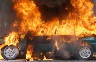 إشعال النار في سيارات تابعة لحزب البديل الألماني بولاية سكسونيا