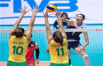منتخب البرازيل يحقق برونزية مونديال كرة الطائرة على حساب الصين | صور