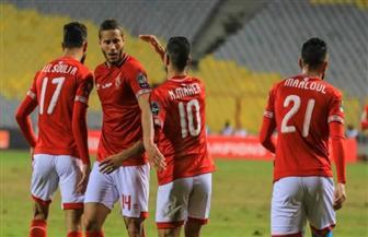 الشوط الأول.. الأهلي يتعادل سلبيا أمام كانو سبورت
